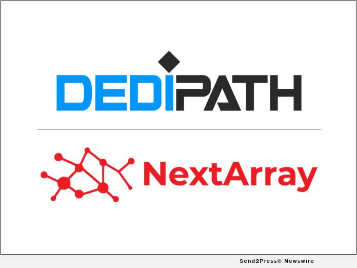 NextArray Chooses DediPath for Its Dallas Infrastructure Expansion and Upgrade 6