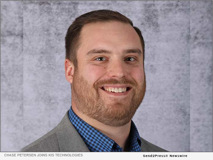 Chase Petersen Joins KIS Technologies as Sr. Business Development Manager 6