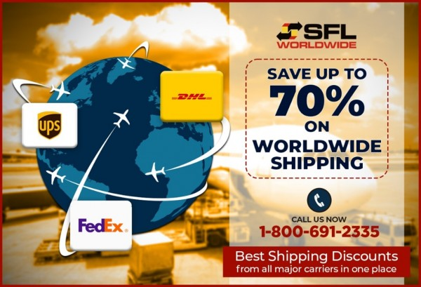 SFL Worldwide Becomes the Go-To Shipping Service Provider for Domestic and International Shipping 6