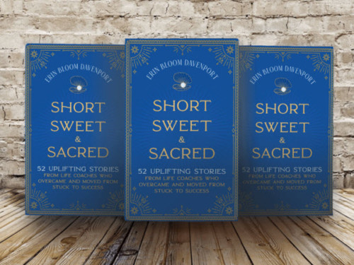 Laura Corkery is featured in the Inspirational #1 International Best-Selling Book, Short Sweet & Sacred 2