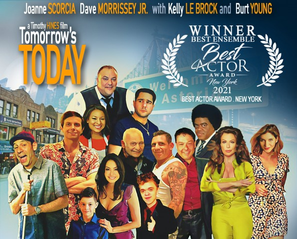 Kelly Le Brock, Burt Young and Cast Shine in Reverent Comedy Feature Film Sweeping Festival Awards 10