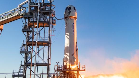 Blue Origin gets FAA ok to fly humans to space for Van Horn launch 6