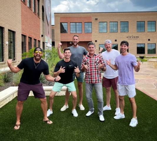 Hyper Real Wingsuit Simulation Company JUMP Partners with Massively Popular Dude Perfect 6