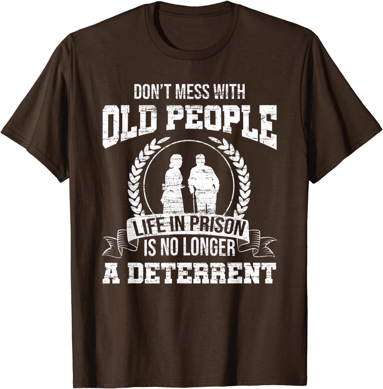 Don't Mess with the Elderly 2