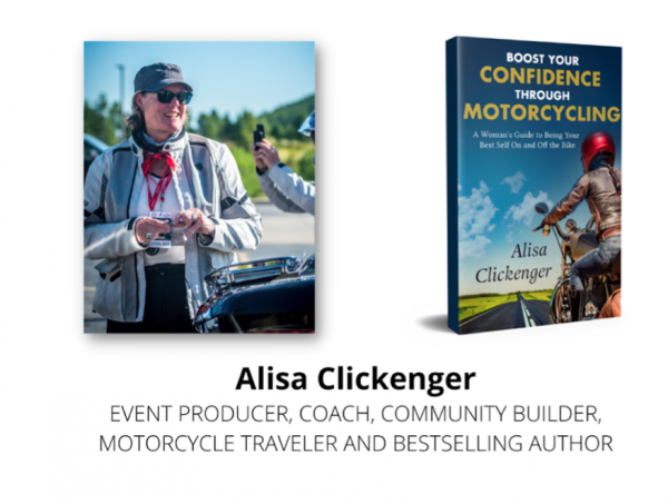 Alisa Clickenger and Women's Motorcycle Tours Announces Harley-Davidson as the Presenting Sponsor of the Suffragists Centennial Motorcycle Ride 8