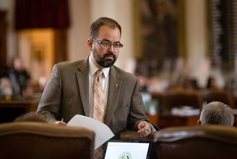 El Paso's Moody stripped of speaker pro tem title due to Texas House Dems walkout 6