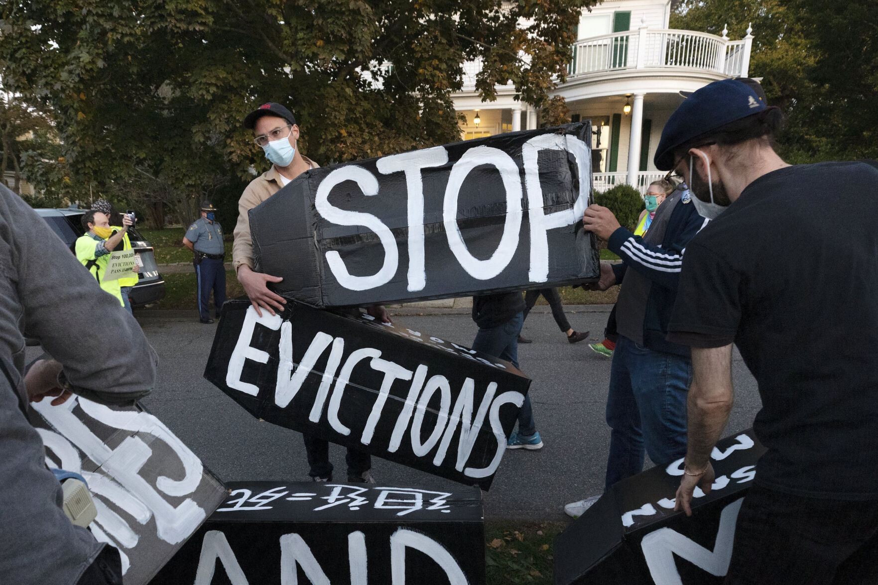 EXPLAINER: Are evictions in Texas about to increase? 6