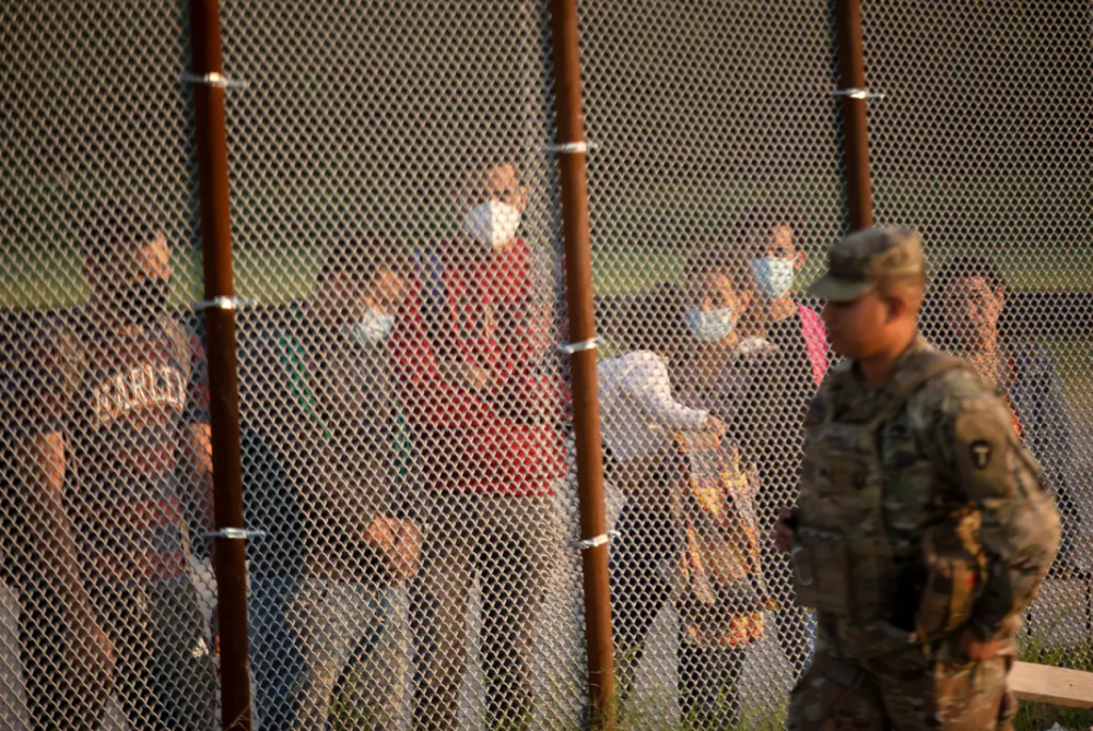 Gov. Abbott orders Texas National Guard to help with migrant arrests at border 6