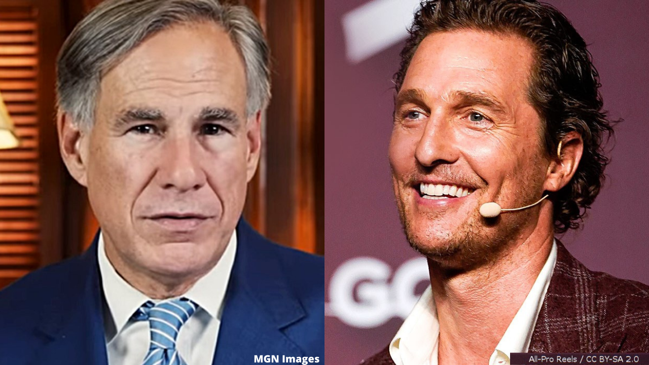 New poll shows McConaughey formidable candidate against Abbott for governor 6