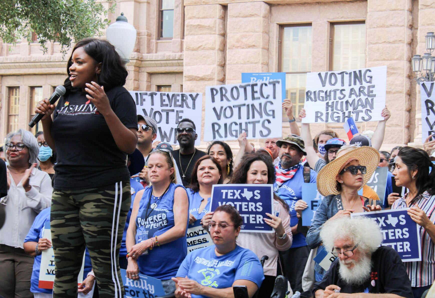 Why Texas's lone Black freshman Democrat refuses to give up on the fight for voting rights 6