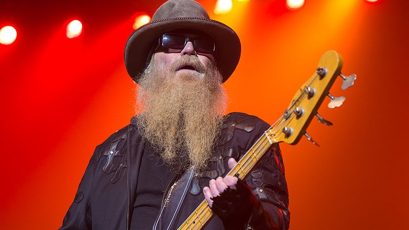ZZ Top's bearded bassist Dusty Hill dies in Texas at age 72 6