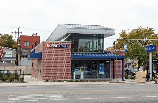 The Boulder Group Arranges Sale of Net Leased PNC Bank in Chicago 6