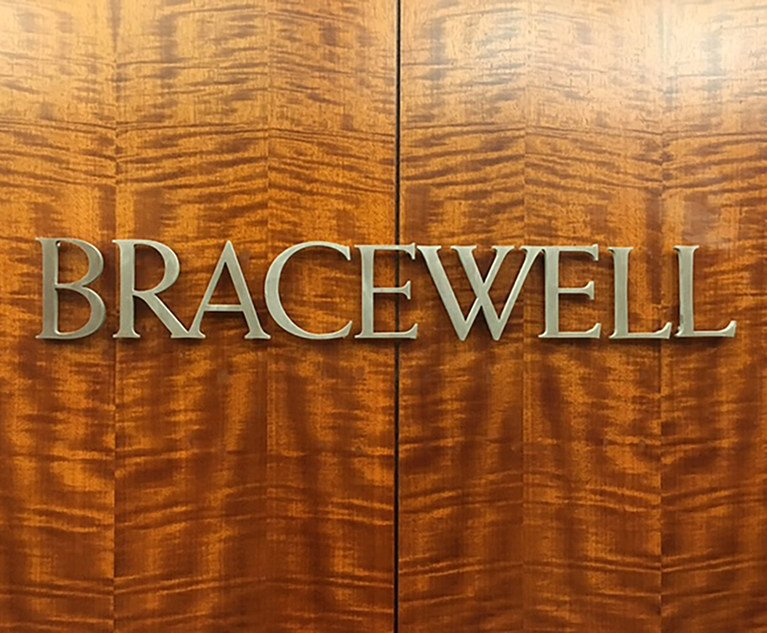Bracewell Expands Healthcare and Litigation Practices With Addition of Seven-Lawyer Healthcare Group in Dallas and Houston 6