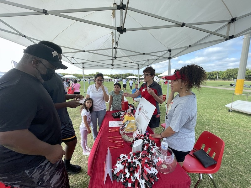 Cedar Hill ISD Back to School Rally Event Was Successful 6