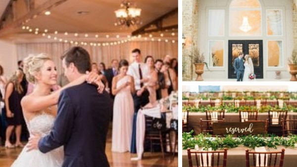 Popular Wedding Venue in Dallas TX Hosted Justin and Claire Duggar's Wedding on February 26, 2021 6