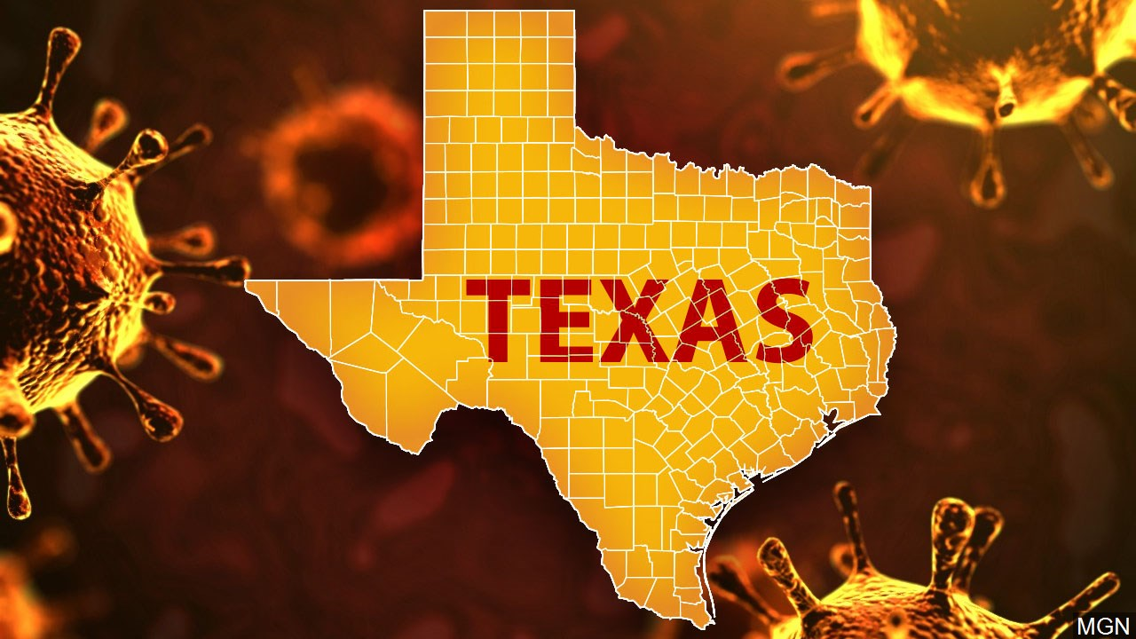 Delta variant wave wiping out Texas' pandemic progress 6