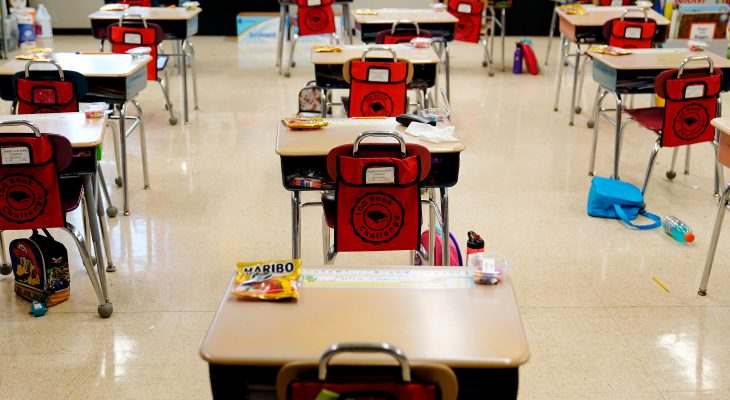 New Texas law allows parents to withhold their child from advancing to the next grade level in school 7
