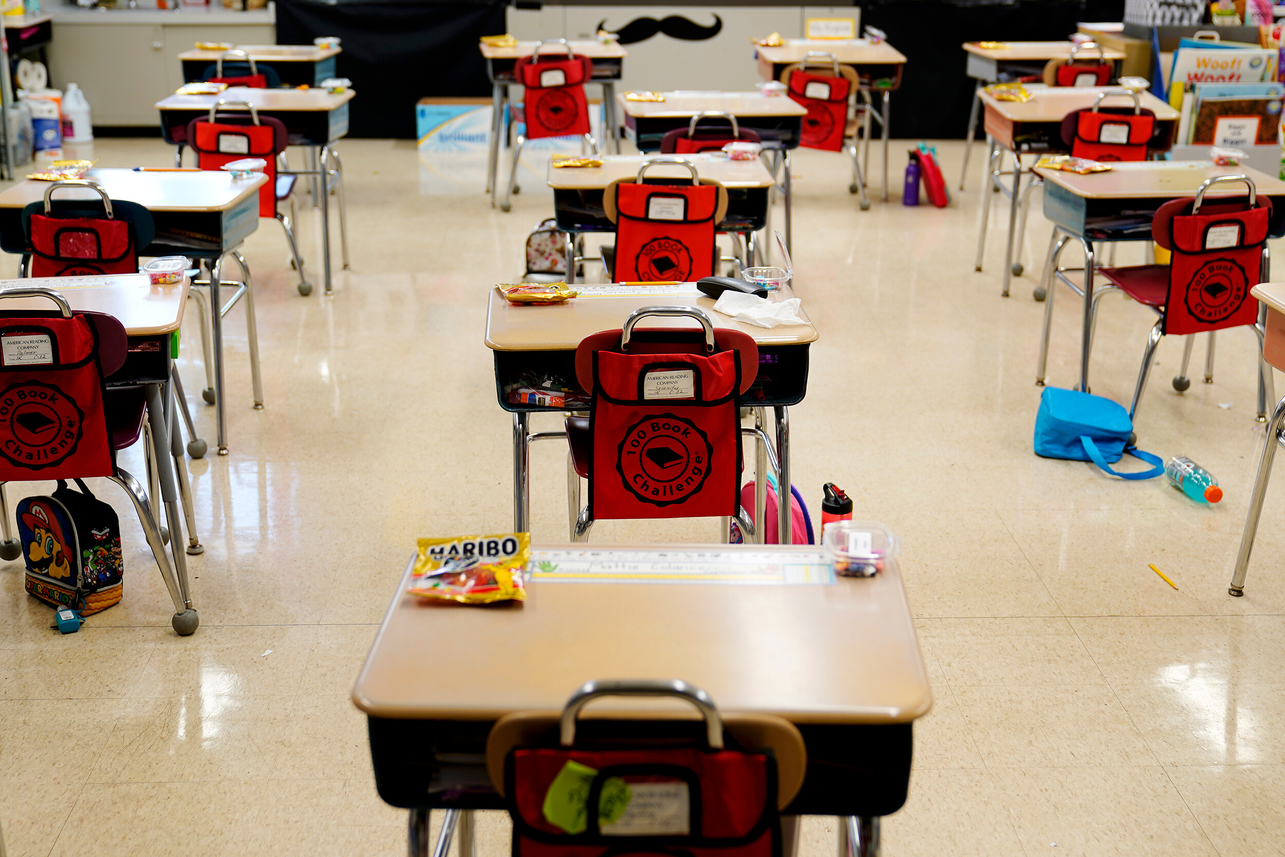 New Texas law allows parents to withhold their child from advancing to the next grade level in school 1