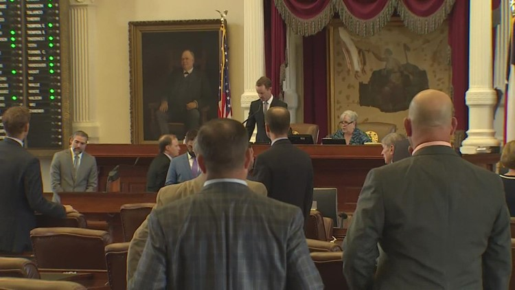 Quorum not met yet again for Texas House special session 6