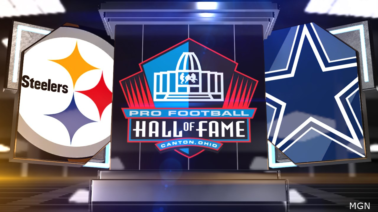 Steelers finish strong to top Cowboys 16-3 in Hall of Fame Game 6