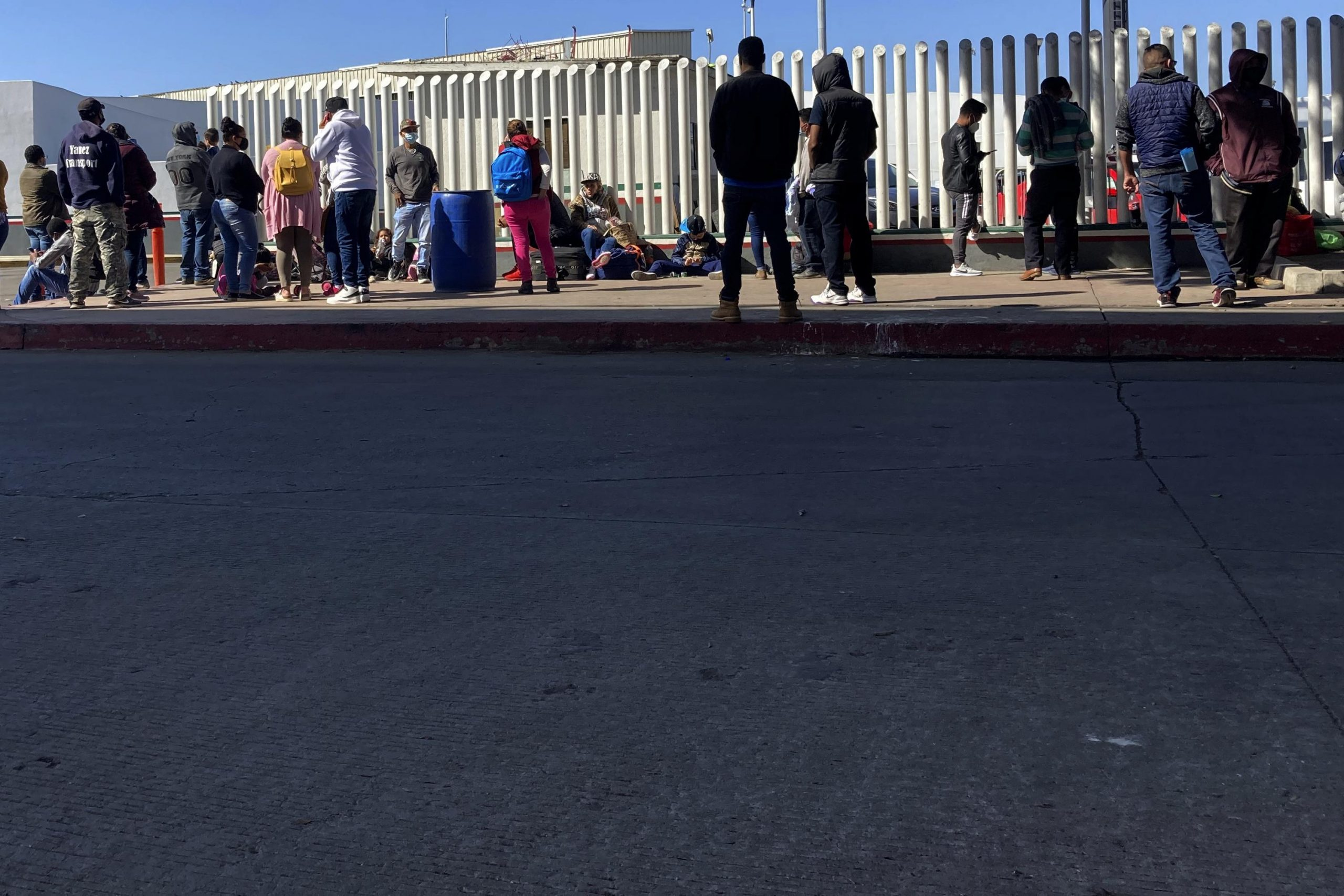 Supreme Court halts reinstating 'Remain in Mexico' policy 6
