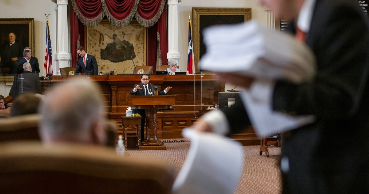 Texas GOP leaders find funding for 2nd special session of legislature 6