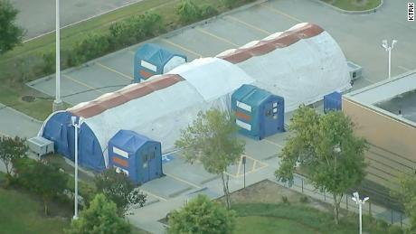 Texas hospital system is prepping tents to deal with rapid surge in Covid-19 patients 6