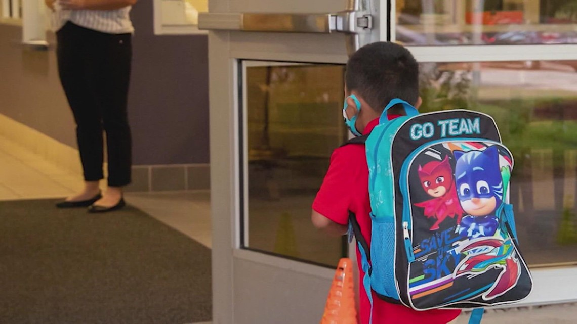 Texas Supreme Court allows school mask mandates to remain in place for now 6