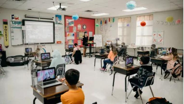 Texas won't require schools to notify parents of Covid cases 6