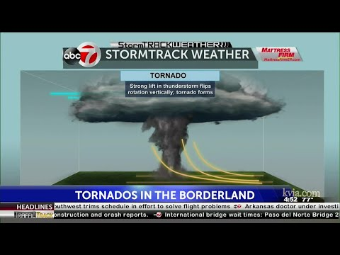 Tornadoes don't form in the Borderland, or do they? 6