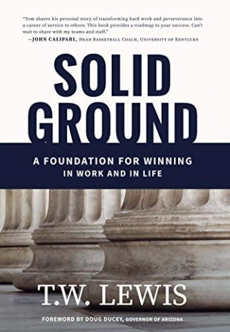'Solid Ground' by T.W. Lewis Proves a Favorite with Libraries and Critics 6