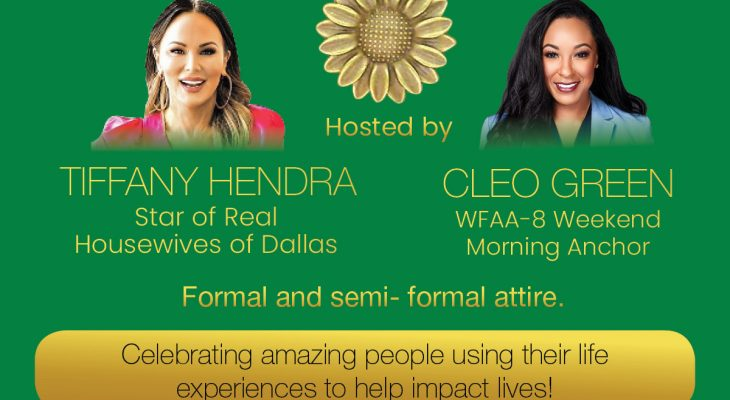 You Can Live Again Awards Gala 2021 Will Be Co-hosted by Tiffany Hendra of 'Real Housewives of Dallas' 8