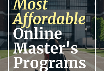2021 Most Affordable Online Master's Programs Ranking Announced by EDsmart 13