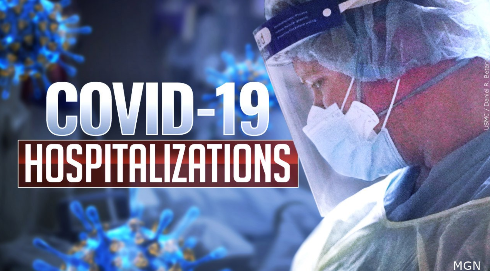282 children hospitalized with Covid in Texas; 2 in El Paso area 6