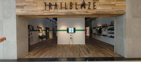 Non-profit Target Evolution Inc announces their new 'Trail Blaze' flagship store Grand Opening at The Galleria in Houston, Texas. 4