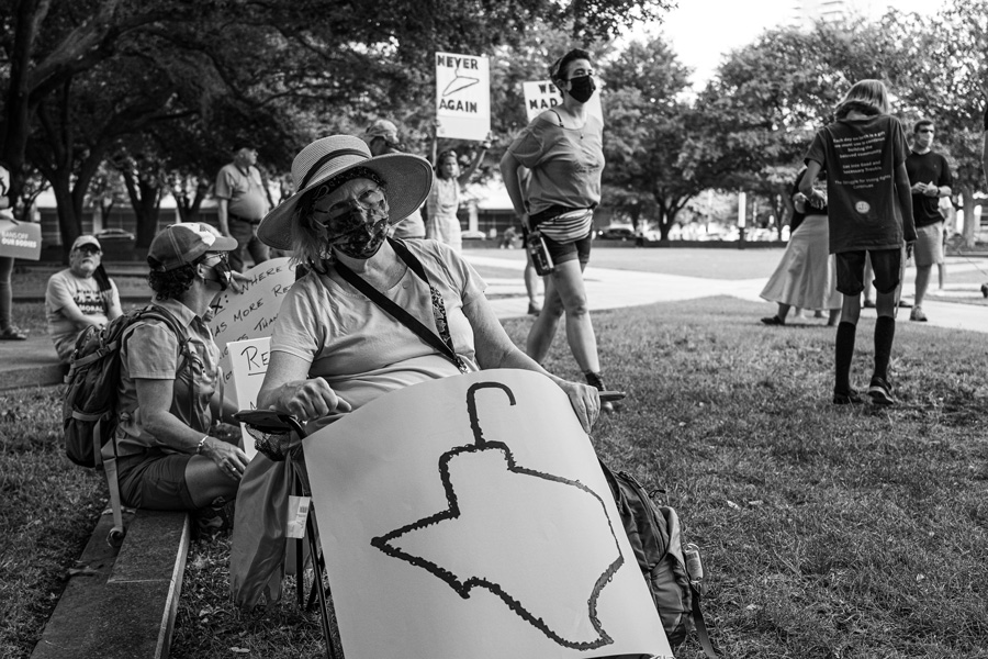 Take Back Texas: Rally and Chill? 10