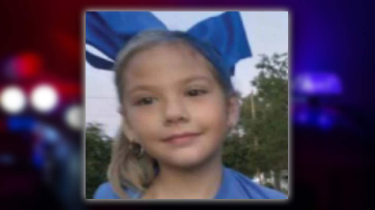 Amber Alert for Texas 7-year-old girl, man wanted in disappearance 6