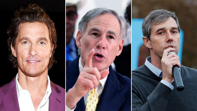 Beto discusses possible 3-way governor's race with Abbott, McConaughey 6