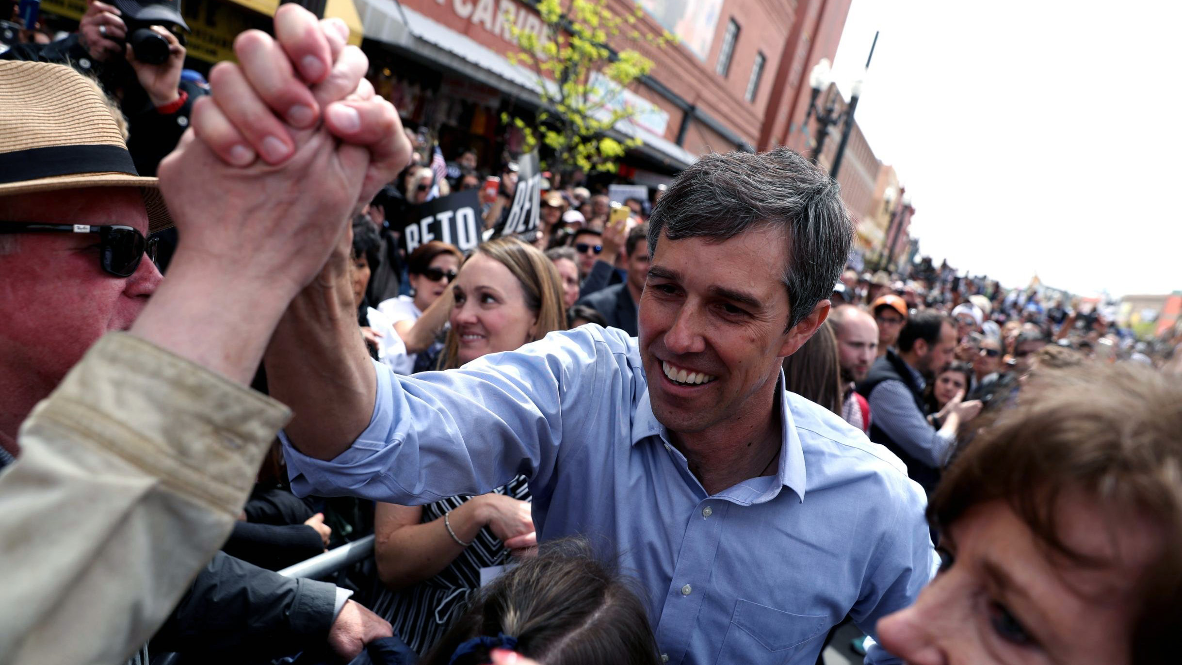 Beto O'Rourke reportedly plans to announce that he'll run for Texas governor 3