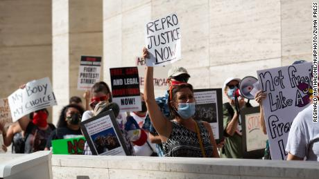 Justice Department readying legal challenge to Texas abortion ban 6