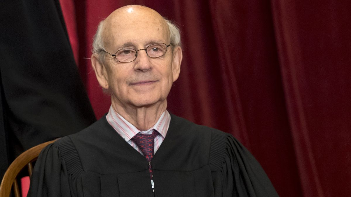 Stephen Breyer calls Supreme Court decision on Texas abortion law 'very, very, very wrong' 6