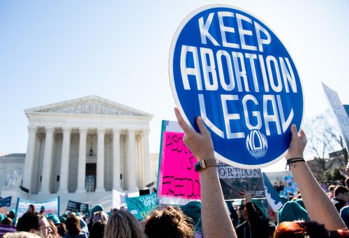 Texas 6-week abortion ban in effect after no Supreme Court action 6
