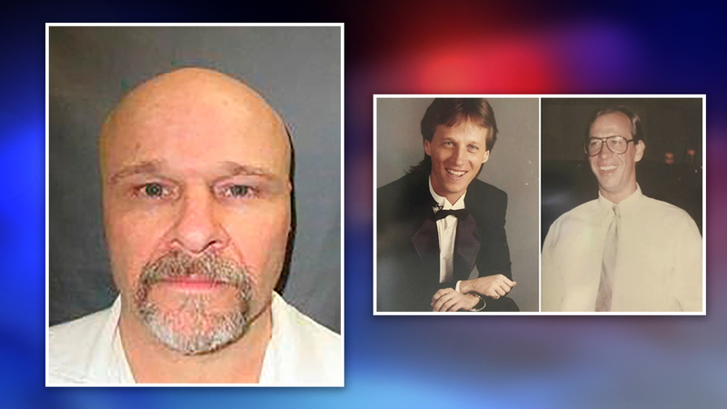 Texas inmate executed in deadly stabbings of 2 brothers over 30 years ago 6