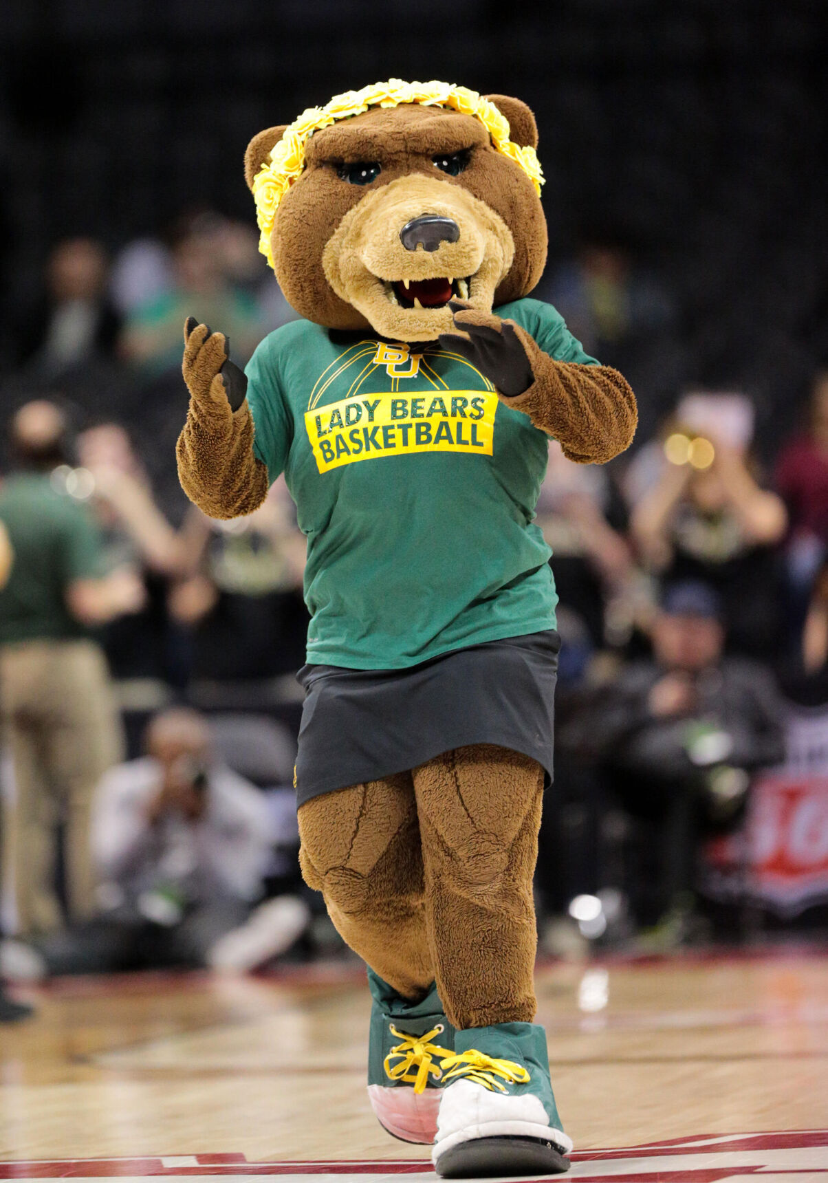 The Baylor women's basketball team is dropping 'Lady' from its name and will be known as the Bears 6