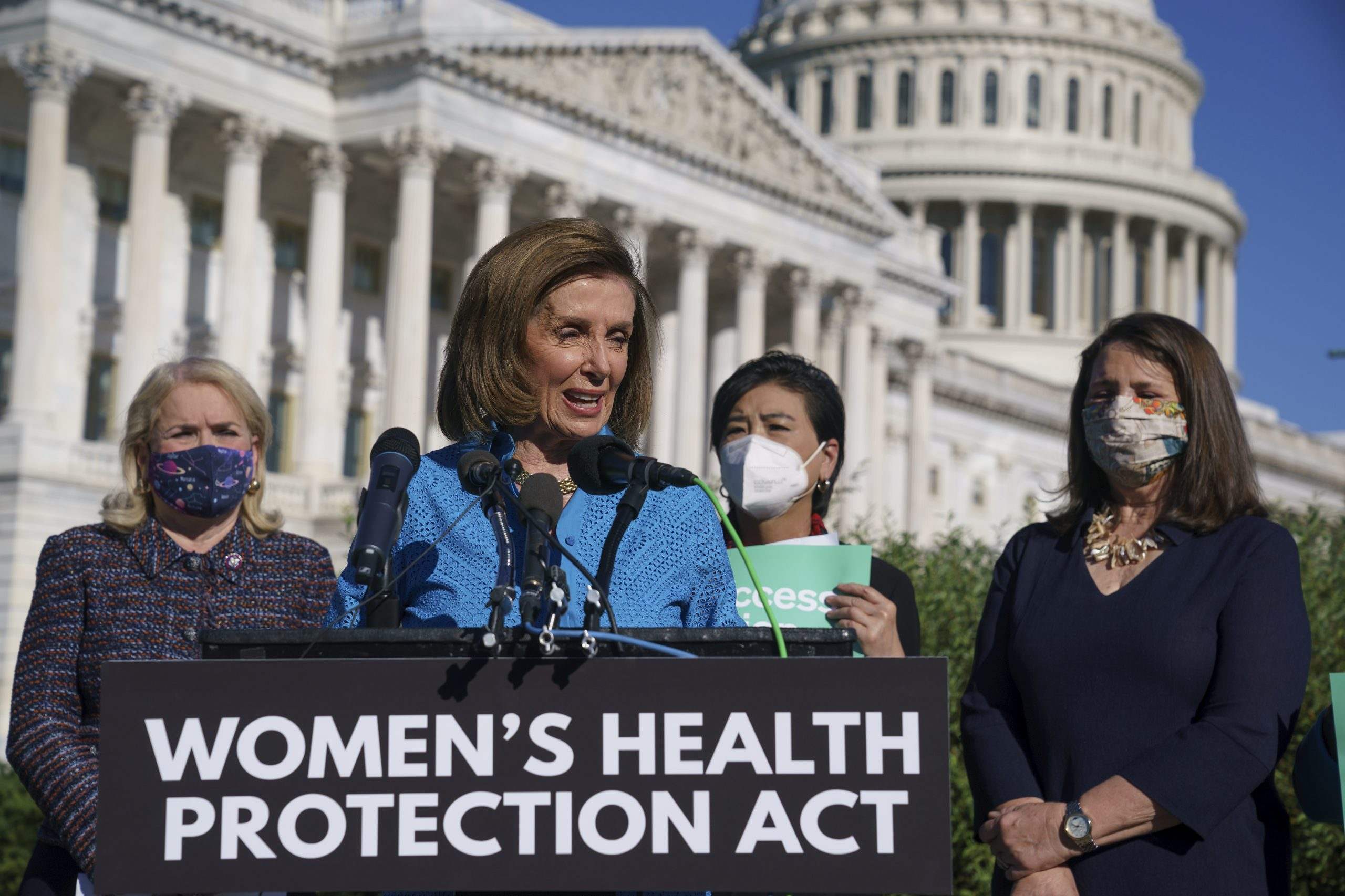U.S. House votes to protect abortion rights amid new Texas law 6