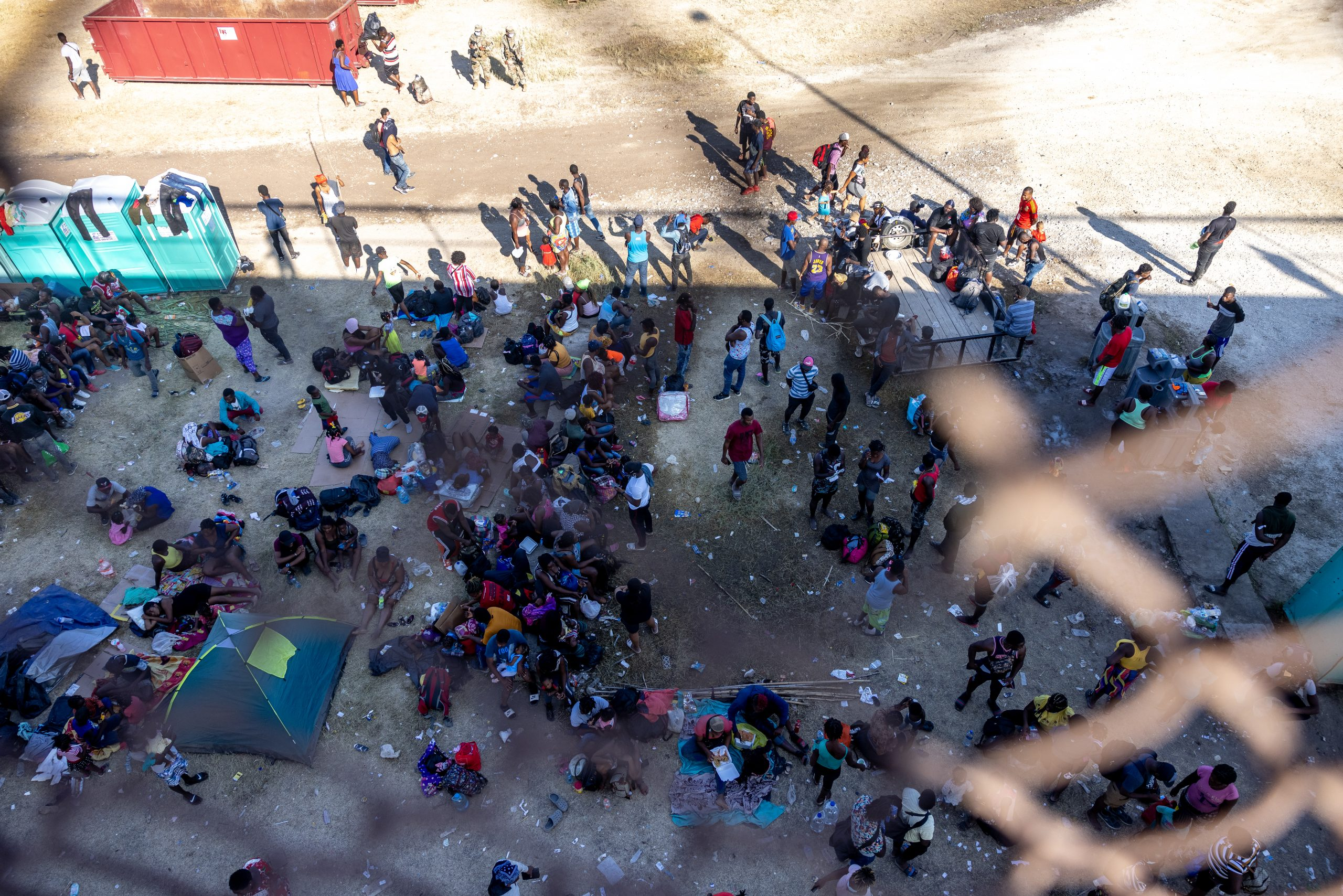 U.S. to deport 'massive' number of Haitians from Texas border 6