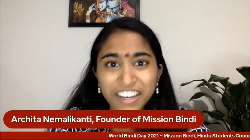 A Global Movement To Revive Hindu Tradition Is Driven by A Humble High School Girl 6