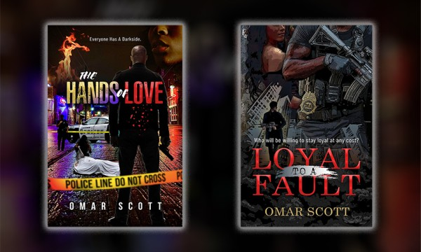 Re-release of The Hands of Love by Omar Scott is a top urban fiction book to check out in 2021 6