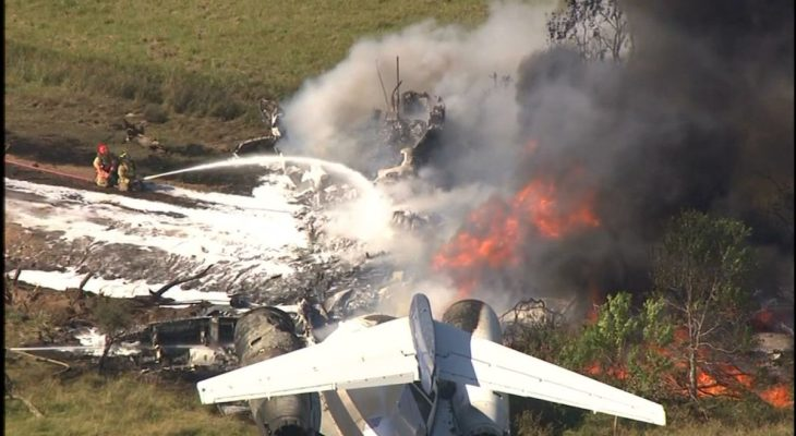 Heavy braking event occurred before Texas plane accident, NTSB says 6