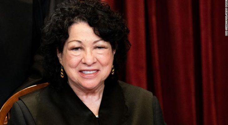 Justice Sonia Sotomayor criticizes colleagues for allowing Texas abortion ban to remain in effect 8
